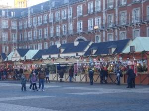 Mercadillo de Plaza Mayor