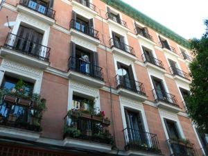 Piso en el centro de Madrid