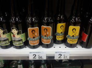 "Cerveja espanhola ""artesanal"""