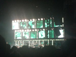 Radiohead no BBK 2012