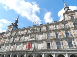 Plaza Mayor - ponto de encontro (e de partida) do free tour