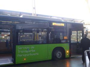 Bus gratuito que conecta os terminais 1-2-3 ao T4