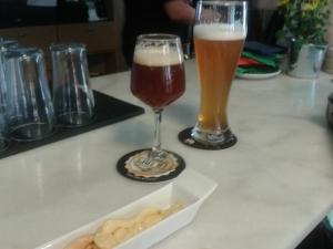 Tapeo + Cerveceo = esto es España!