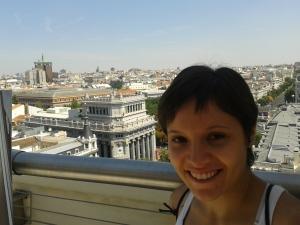 Curtindo o verão na Azotea do Círculo de Bellas Artes!