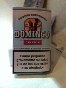 "Cigarro de ""liar"""