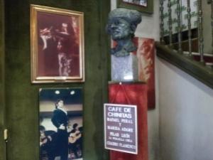 O tradicional restaurante Café de Chinitas