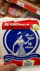 Massa de empanadilla, uma versão espanhola do nosso pastel
