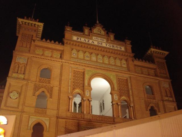 Plaza de Toros de Madrid