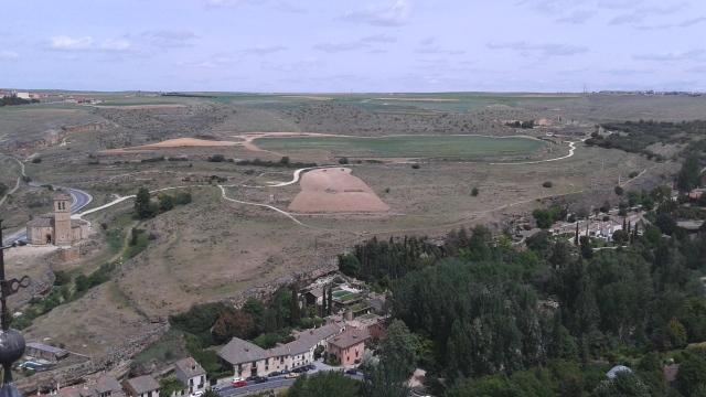 Vista do Alcázar