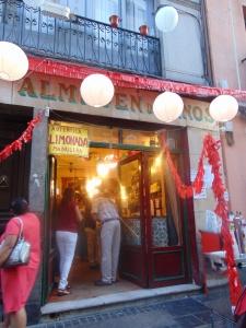 Mês mais quente em Madrid e época das festas típicas