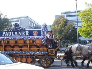 Oktoberfest em Munique