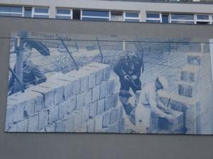 Construção do Muro