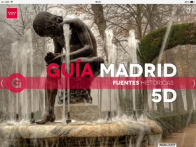 App Madrid 5D
