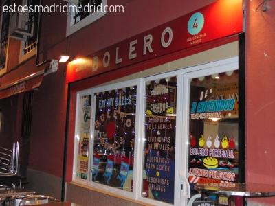 Uma das vantagens do Bolero: a localização