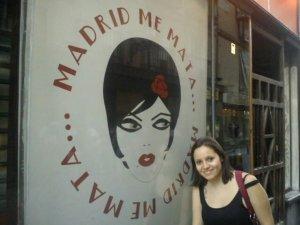 Ah, Madrid....