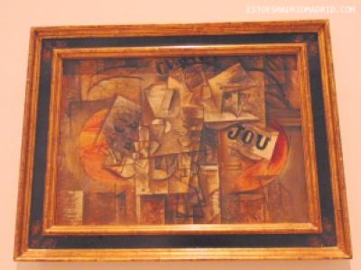 Picasso - Los Pájaros Muertos