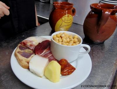 cocido,Madrid,gastronomia,comida