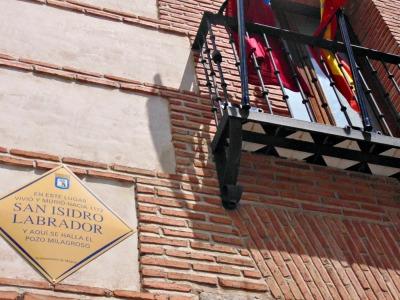 Fachada do Museu de San Isidro